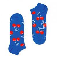 Happy Socks Cherry Low Sock, Farbe:Blau, Größe:36-40