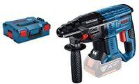 Bosch Professional GBH 18V-21 Akku-Bohrhammer, SDS-plus, 2 J Schlagenergie, ohne Akku, L-BOXX 136