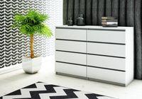 Kommode Weiß 9 modern