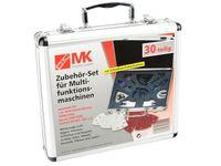 MK Handel 051 Zubehörset für Multifunktionsmaschinen 30 tlg Werkzeug Sägeblätter