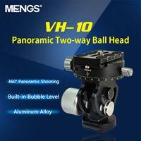 MENGS VH-10 2-Wege Fluid Video Panorama Kugelkopf Für DSLR Kamera Stativkopf