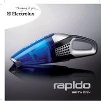ELECTROLUX ZB4104WD Rapido AKKU Handstaubsauger auf Rädern Wet & Dry 4,8V
