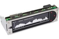 Aquacomputer aquaero 6 XT USB Fan-Controller, Grafik-LCD, Touch-Bedienung, IR-Fernbedienung