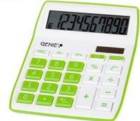 Genie 840 G Tischrechner grün