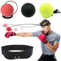Miixia Boxen Training Ball Reflex Fightball Speed Fitness Punch Boxing Ball Kampf 3 Ball