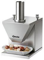Elektro-Currywurst-Schneider mit Doppel-Sichelmesser