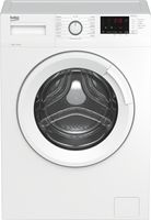 Beko WUX61032W-IT, Frontlader, 6 kg, 75 dB, 1000 RPM, E, Weiß