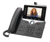 Cisco IP Phone 8845 - IP-Videotelefon - Digitalkamera, Bluetooth-Schnittstelle