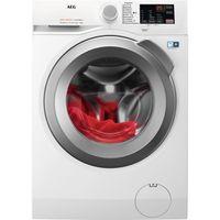 AEG L6FL548EX Waschmaschine Freistehend Frontlader 8 kg 1400 RPM B Weiß