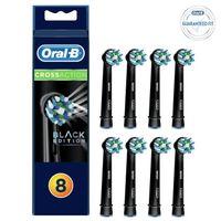 Oral B Precision Clean 8-PACK 8er Pack Ersatzbürstenköpfe
