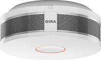 4 x Gira Rauchwarnmelder Dual Q Rauchmelder Feuermelder 10 Jahre Batterie 233602 Gira 233602