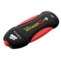 Corsair Voyager GT - 512 GB - USB Typ-A - 3.2 Gen 1 (3.1 Gen 1) - 390 MB/s - Kappe - Schwarz - Rot