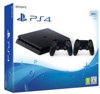 Playstation 4 Grundgerät 500GB Slim + 2.Controller