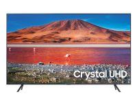 Samsung Series 7 UE55TU7172U, 139,7 cm (55 Zoll), 3840 x 2160 Pixel, LED, Smart-TV, WLAN, Karbon, Silber