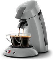 Senseo Original HD6553/71, Freistehend, Pad-Kaffeemaschine, 0,7 l, Kaffeepad, 1450 W, Grau