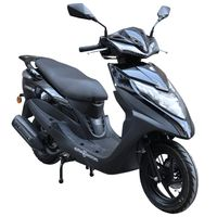 Motorroller Topdrive 125 ccm EURO 5 schwarz