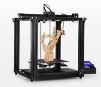 Creality 3D® Ender-5 Pro Verbesserter 3D-Drucker Vorinstalliertes Kit 220 * 220 * 300 mm Druckgröße mit lautlosem Mainboard / abnehmbarer Plattform / doppelter Y-Achse / modularem Design