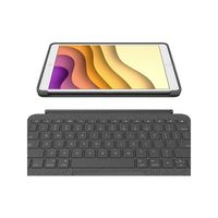 Logitech Combo Touch - Tastatur und Foliohülle - mit Trackpad