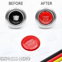 Start Stop Knopf für BMW Motor Abdeckung Reparatur Motor Engine