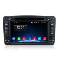 Junsun Android Autoradio 7 Zoll mit DVD Navi für Mercedes Benz W209 203
