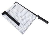 Papierschneider Bis DIN A4 12 Blatt Schneidleistung Guillotine 12528