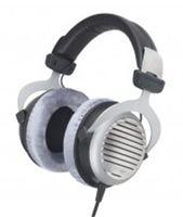 Beyerdynamic DT 990, Kopfhörer, Kopfband, Nackenband, Schwarz, Silber, 3 m, Verkabelt, Gold