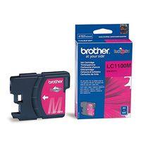 Brother LC-1100M Original Tinte magenta