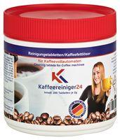 Kaffeereiniger24 - Reinigungstabletten für Kaffeevollautomaten 200 Stück a´2g