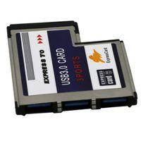 Laptop 54mm Express Card Converter Zu 3Ports