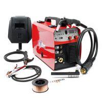 MIG MAG Schweißgerät 40-180Ampere Schutzgasschweißgerät Schutzgas Schweißen