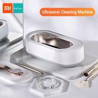 Xiaomi Youpin EraClean Ultraschall Professionelle Reinigungsmaschine 45000Hz Hochfrequenz Vibration Leichte fuer Brillen Schmuck Ringe Muenzen Spielzeug