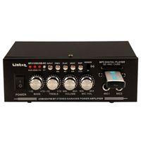 Karaoke Verstärker mit Bluetooth Liston MFA1250USB-RC