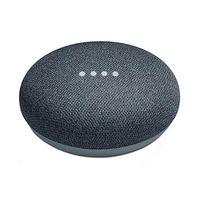 Google Home Mini Carbon Grey One Size