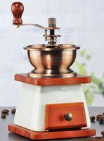Kaffeemühle mit Keramik-Kegelmahlwerk Mahlgrad einstellbar 14053