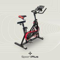 SportPlus Speedbike Fitnessbike Heimtrainer Indoorcycling Hometrainer Ergometer