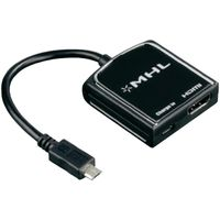 Hama MHL-Adapter (Mobile High-Definition Link)