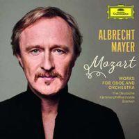 Albrecht Mayer - Mozart (Werke für Oboe & Orchester) - DGG  - (CD / Titel: A-G)