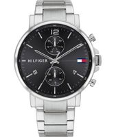 Tommy Hilfiger Herren Multi Zifferblatt Armbanduhr Daniel 1710413