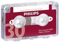 Philips B 005 Mini Kassette 1 Stück, 2x15 Minuten