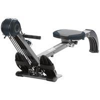 Skandika Rudergerät Regatta Multi Gym Poseidon | Ganzkörpertraining |  Wartungsarmes Bremssystem | Trainingscomputer