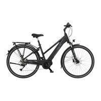 FISCHER E-Bike Trekking Damen Viator 4.0i-504 Wh 28 Zoll
