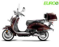 EasyCruiser braun 50 CCM E4