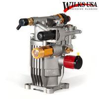 Wilks Hochdruckreinigerpumpe für Benzinmotoren mit 6,5 bis 8,5 PS (2200 bis 3800 PSI) aus Aluminium