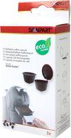 Scanpart - Coffeeduck Nachfüllbar cups für Dolce Gusto Maschinen - 3 Stück