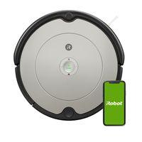 iRobot Roomba 698 Robotersauger, Farbe:Silber-Schwarz