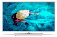 Philips 43HFL6014U 108 cm (43 Zoll) LCD-Fernseher, LED-Backlight, 50 Hz, DVB-T/-T2/-C Empfänger, HbbTV, Internetfähig, WLAN, Webbrowser, App-Store Anbindung, CI+, , 98 kWh/Jahr