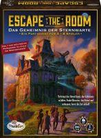 ThinkFun 76313 Escape the Room Das Geheimnis der Sternwarte