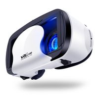 3D-VR-Brille VR-Headset-Brille Multifunktionale asph?rische Linse VRG PRO Head-Mounted Home 5  7-Zoll-Smartphone-Handy