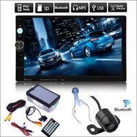 "Auto MP5-Player Auto Bluetooth MP5-Player MP5-Player 2Din 7 ""HD AV"