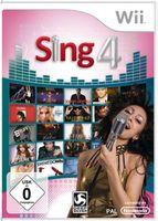 Deep Silver Sing 4, Wii, Wii